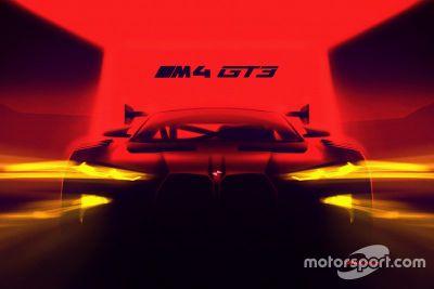 Представление BMW M4 GT3
