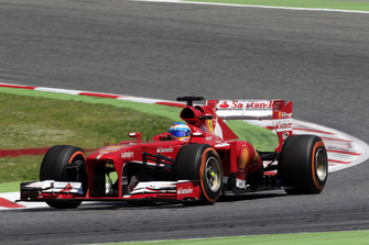 Fernando Alonso, Ferrari F138