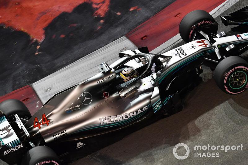Льюіс Хемлтон, Mercedes AMG F1 W09