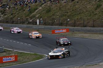 #84 AutoArenA Motorsport Mercedes-AMG GT3: Patrick Assenheimer, Raffaele Marciello