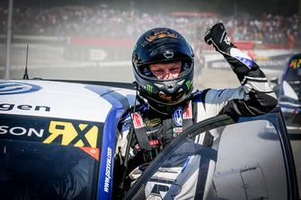 Победитель Йохан Кристофферссон, PSRX Volkswagen Sweden