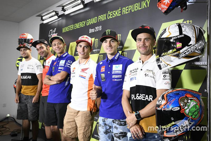 Rueda de prensa previa GP Republica Checa