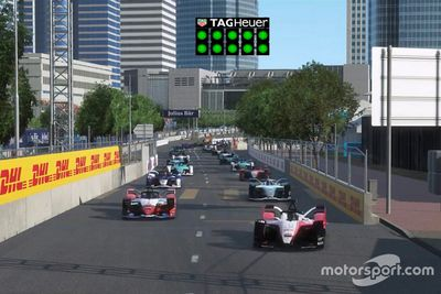 Formula E: Race at Home Challenge - Round 4