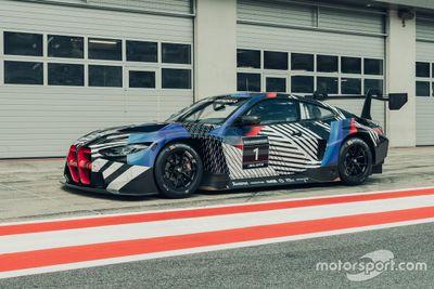 Revelación BMW M4 GT3