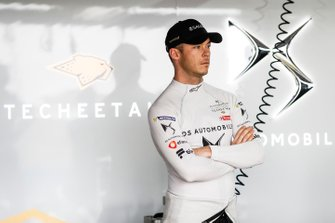 Andre Lotterer, DS TECHEETAH in the garage