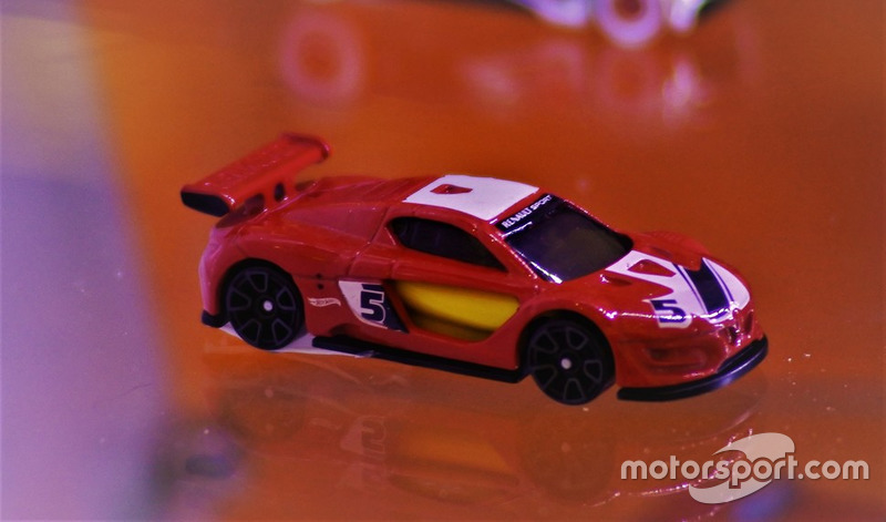 Diecast Renault RS 01 Hot Wheels