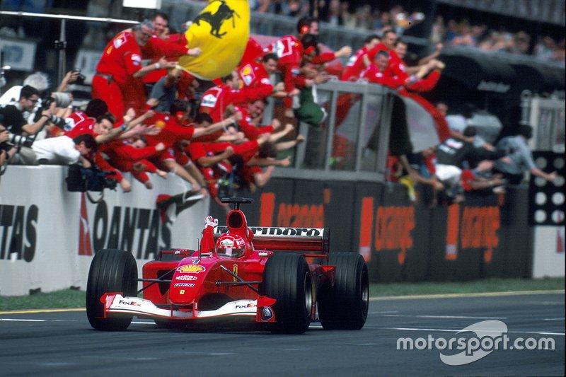 2001 Australische Grand Prix