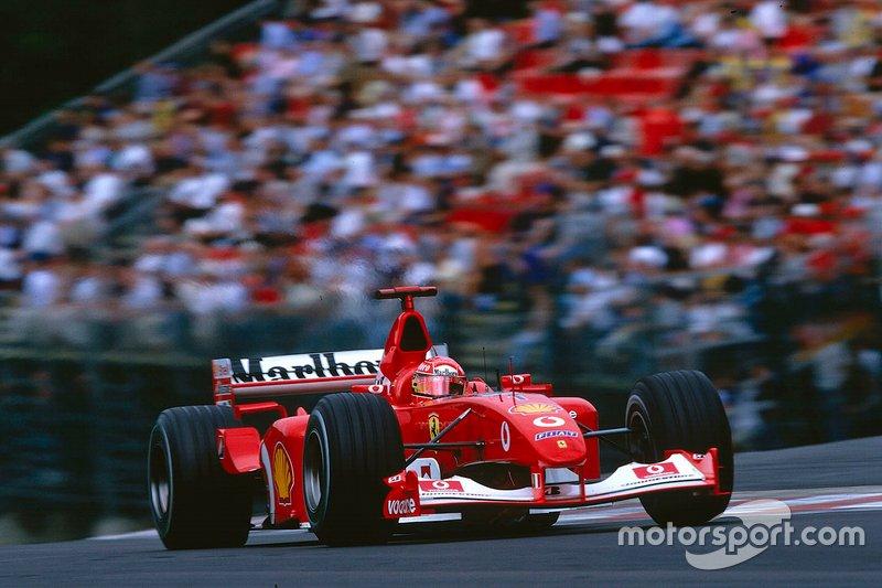 GP Belgia 2002