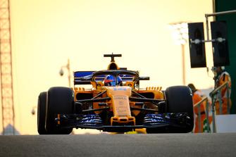 Fernando Alonso, McLaren Renault