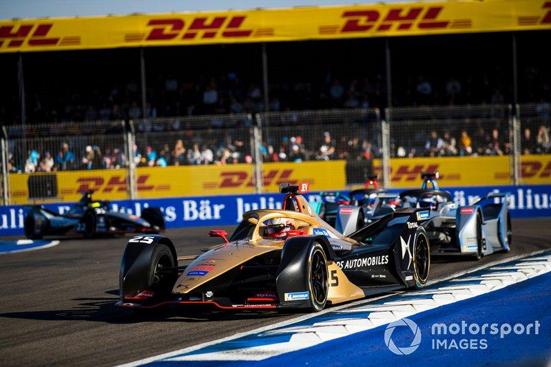 Jean-Eric Vergne, DS TECHEETAH, DS E-Tense FE19, Edoardo Mortara Venturi Formula E, Venturi VFE05