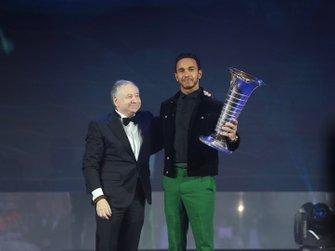 FIA Formula 1 World Championship for Drivers: Lewis Hamilton