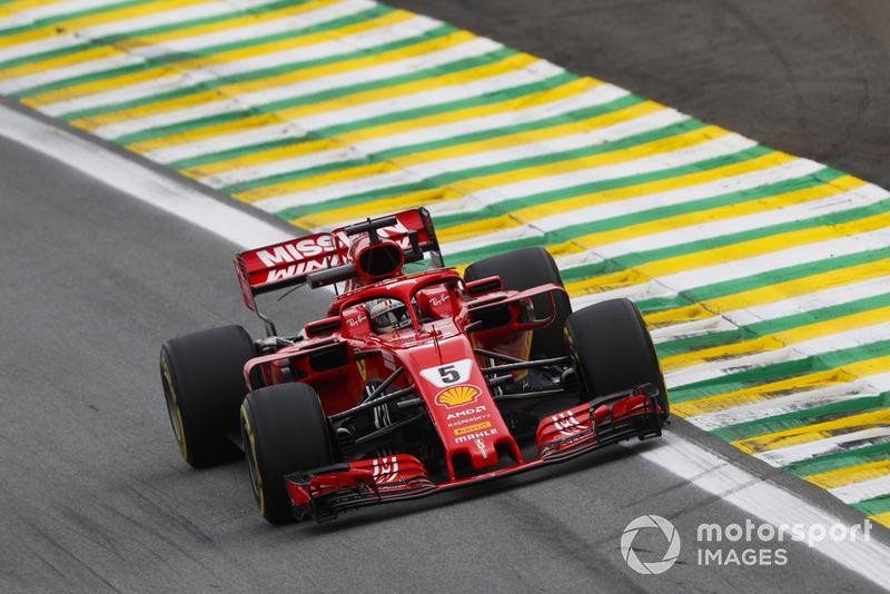 El mítico mensaje de Vettel sobre su entrepierna 😅