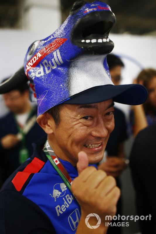 Szerkesztői TOP - Japán Nagydíj - szombat