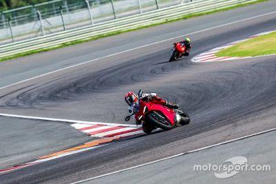 Ducati India track day