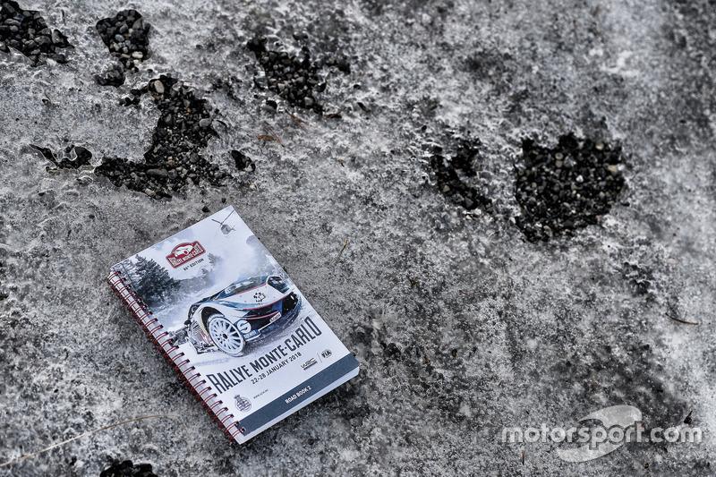Monte Carlo Rallisi atmosfer