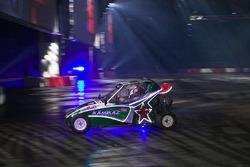Ford WRC car