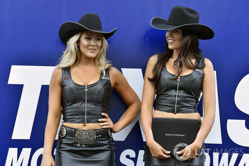 Texas Speedway kızları