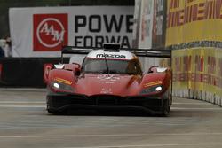 #77 Mazda Team Joest Mazda DPi, P: Oliver Jarvis, Tristan Nunez Art Fleischmann