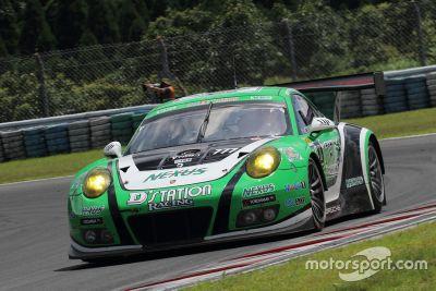 D'station Racing体制発表