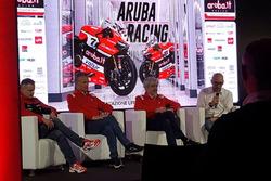 Direttore sportivo Ducati, Paolo Ciabatti e Luigi Dall'Igna