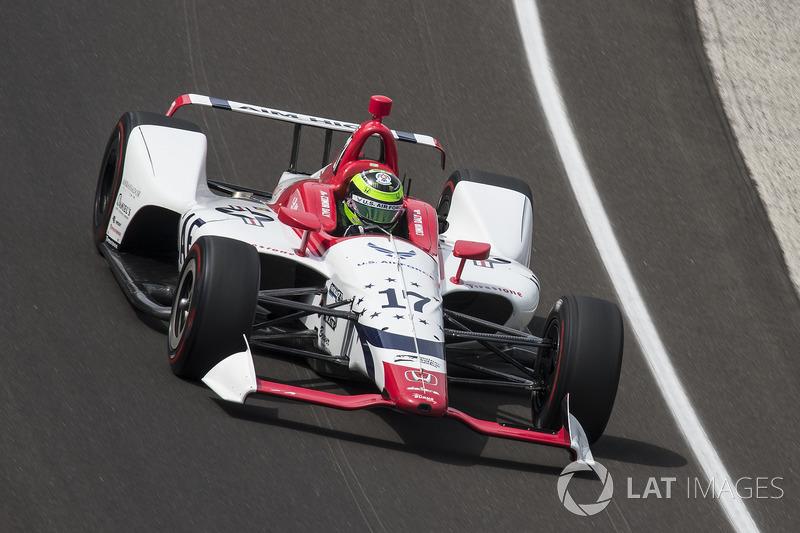 Conor Daly, Dale Coyne Racing dba Thom Burns Racing Honda