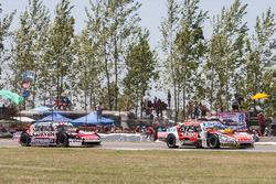 Guillermo Ortelli, JP Carrera Chevrolet, Matias Rossi, Nova Racing Ford