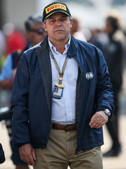 Ricardo Morales Rubio, President of Automobile Club Colombia