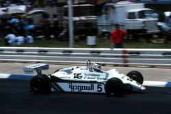 Carlos Reutemann, Williams FW07C