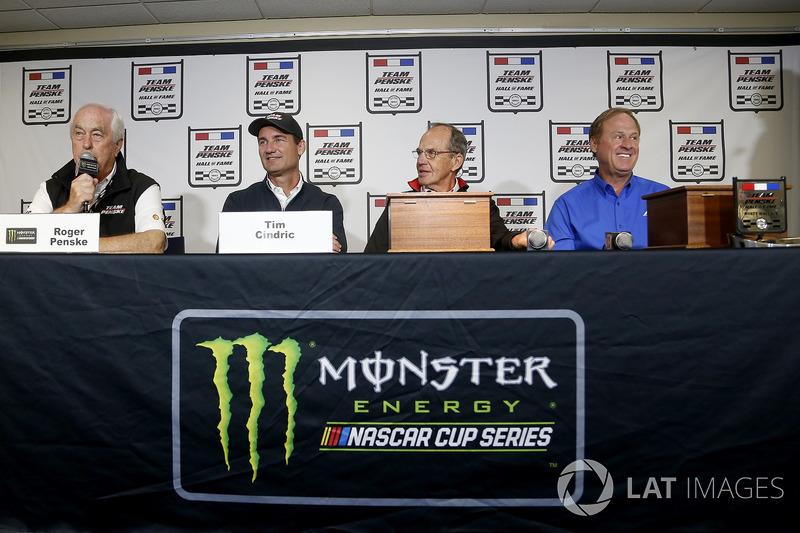 Roger Penske, Rusty Wallace, Walter P. Czarnecki, Team Penske