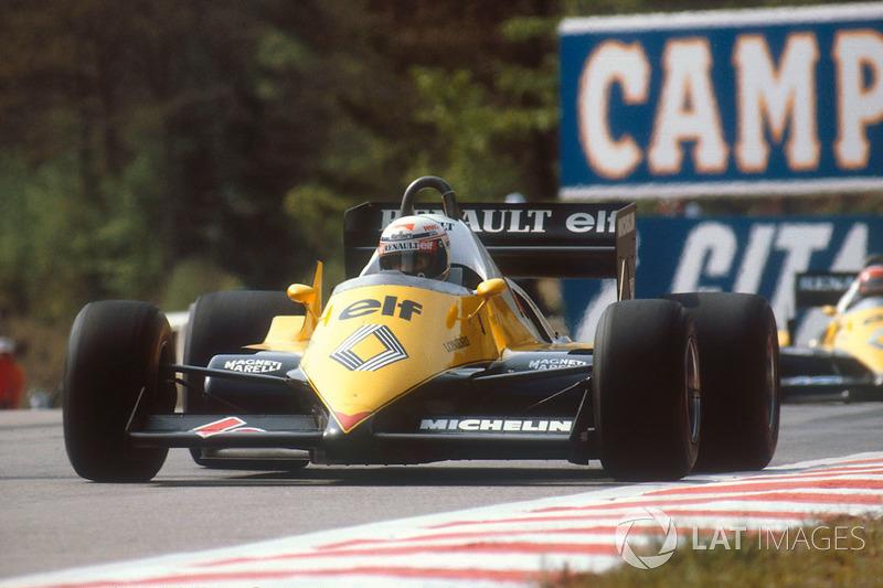 Alain Prost, Renault RE40