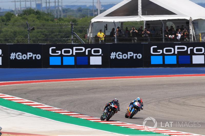 Francesco Bagnaia, Sky Racing Team VR46, Alex Marquez, Marc VDS