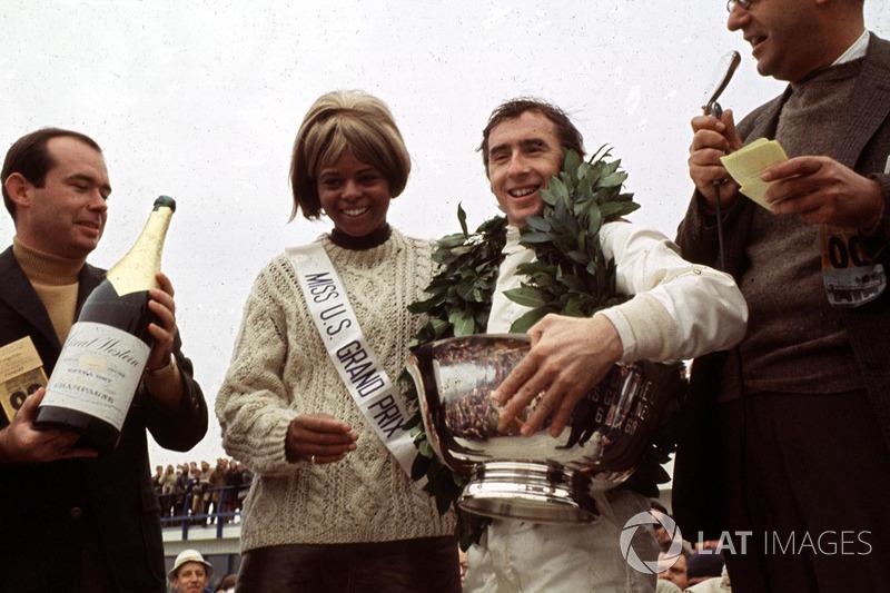 Jackie Stewart: 4 Grand Chelem