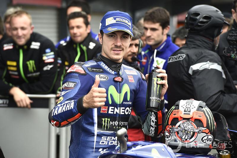 Друге місце Маверік Віньялес, Yamaha Factory Racing