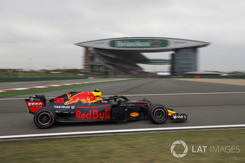 5. Max Verstappen, Red Bull Racing RB14 Tag Heuer*