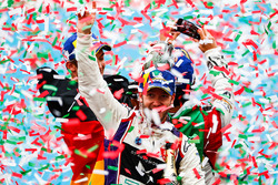 Yarış galibi Sam Bird, DS Virgin Racing