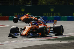 Фернандо Алонсо, Стоффель Вандорн, McLaren MCL33