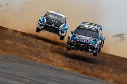 Андреас Баккеруд, Hoonigan Racing Division Ford Focus RS, Юхан Крістоферсон, Volkswagen Team Sweden,