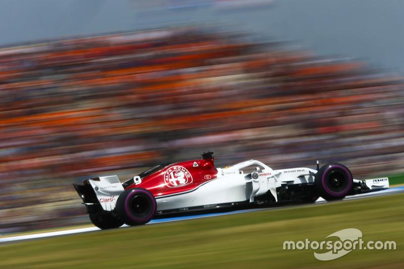 P9: Marcus Ericsson, Sauber C37