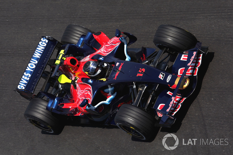"2008: Toro Rosso STR03 - ""Julie"""
