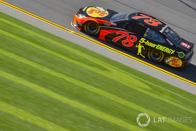 24. Martin Truex Jr., Furniture Row Racing, Toyota