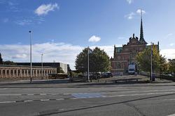 Hairpin Christiansborg