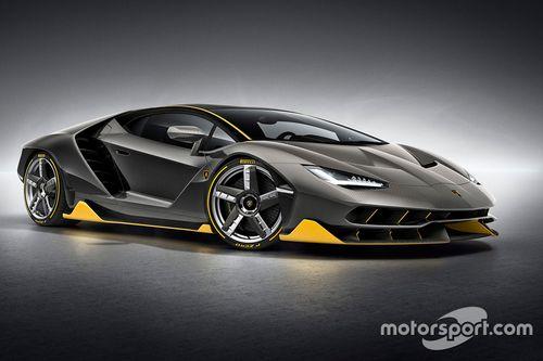 Präsentation: Lamborghini Centenario