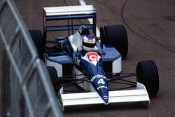 Jean Alesi, Tyrrell 018 Ford