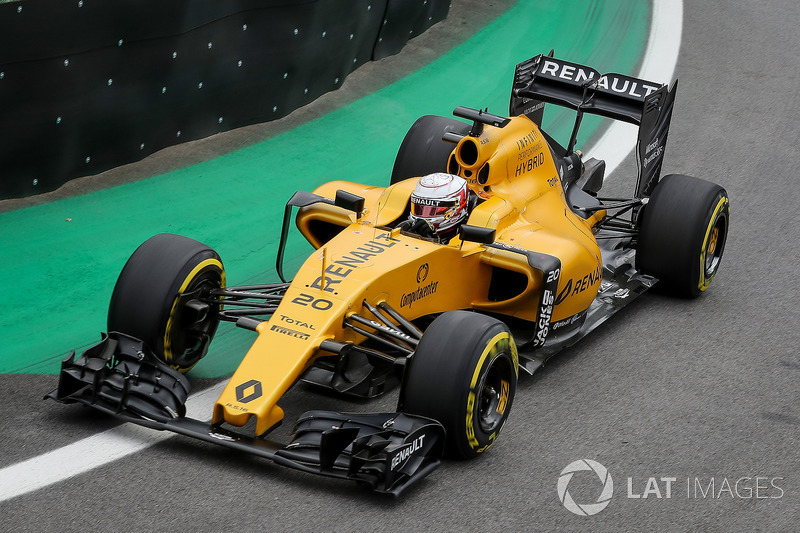 2016: Renault R.S. 16