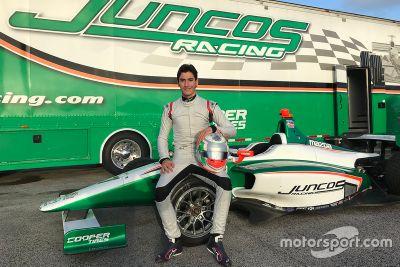 Annuncio Juncos Racing