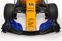 McLaren MCL33 front detail