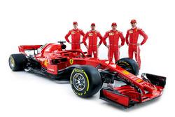 Pilotos Ferrari