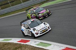 Simone de Martini, Lucio Baggio, Ford Fiesta WRC