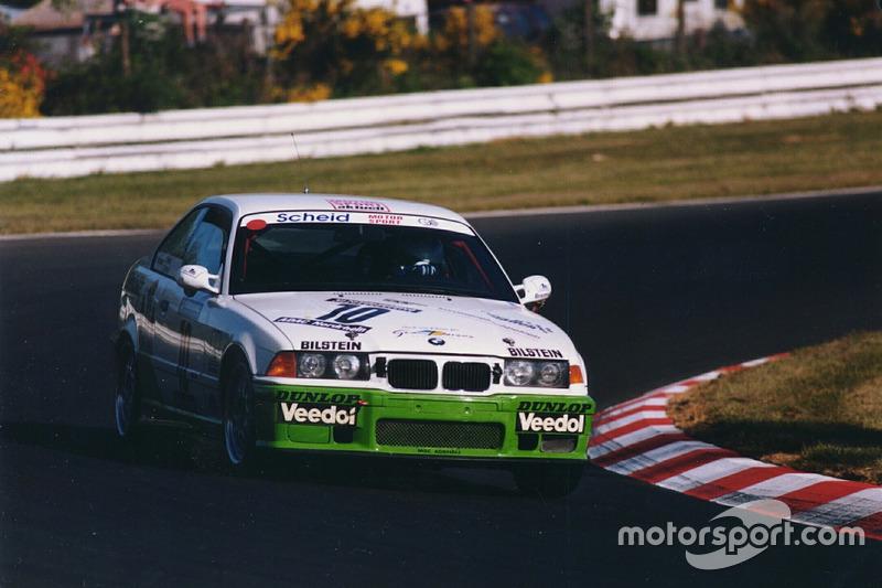 1996: Johannes Scheid, Sabine Reck, Hans Widmann (BMW M3 E36)