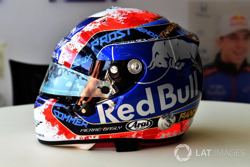 Гран Прі Франції - П'єр Гаслі